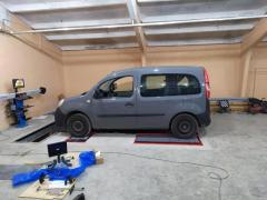 3D Stand for wheel alignment Manatec FOX 3D PT (on