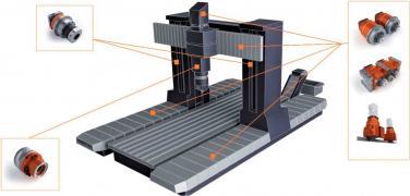 REDEX ANDANTEX безлюфтовая рейкова передача KRP DRP SRP MSD MSR