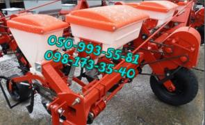 SU-8 is a constructive analogue of the UPS-8 precision seeding machine