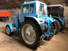 Tractor MTZ-80 with loader