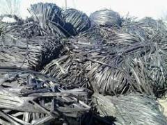 We buy expensive big bags, films, drip irrigation, polymer waste